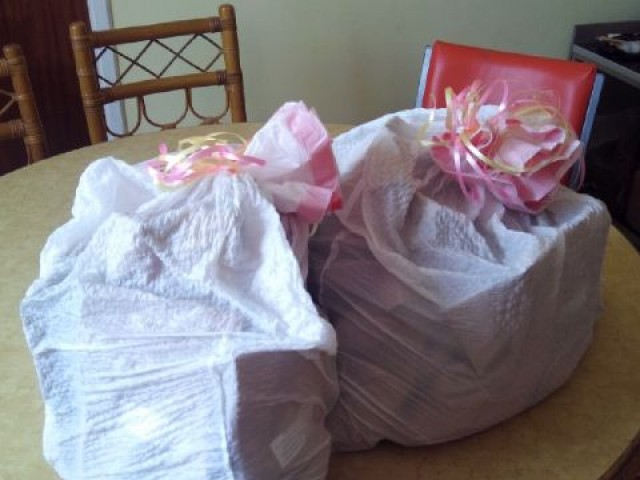CARE PACKAGE DELIVERY - CANCER SUPPORT SERVICES BARBADOS 1