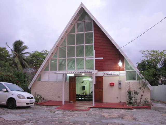Enterprise Church of Christ